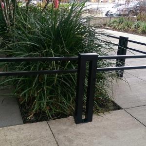 Plex Planter Fence (2) E